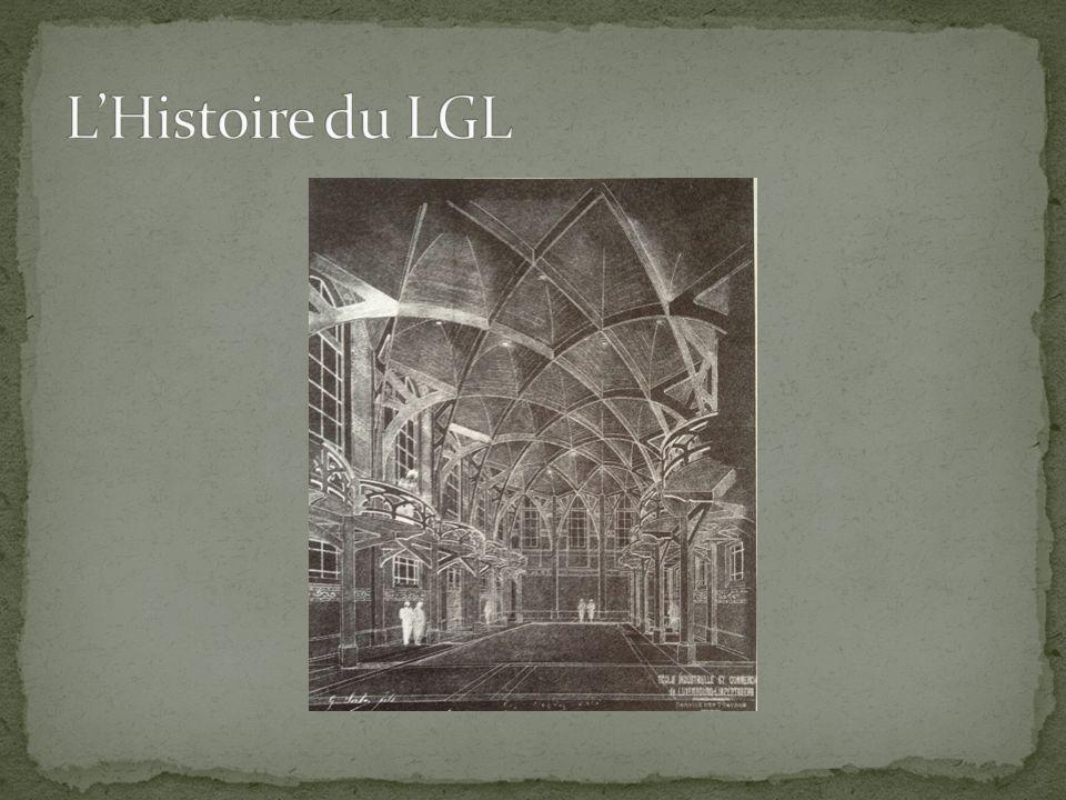 L'Histoire du LGL Serta idem
