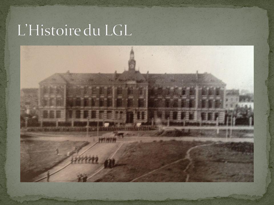 L'Histoire du LGL LGL en 1916