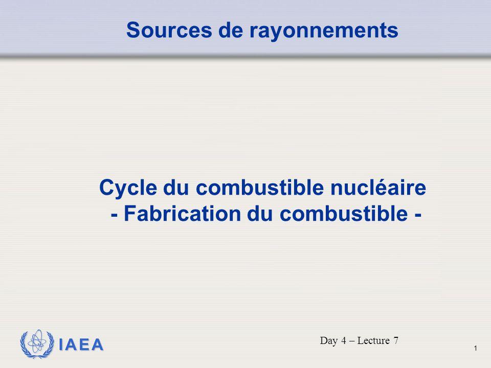 Sources de rayonnements