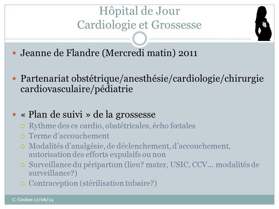 Hôpital de Jour Cardiologie et Grossesse