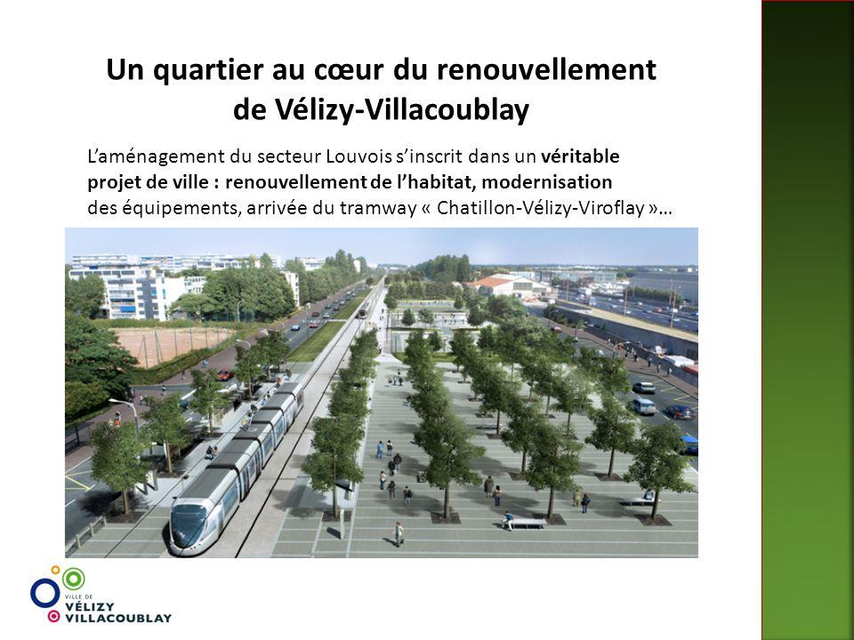 Un quartier au cœur du renouvellement de Vélizy-Villacoublay