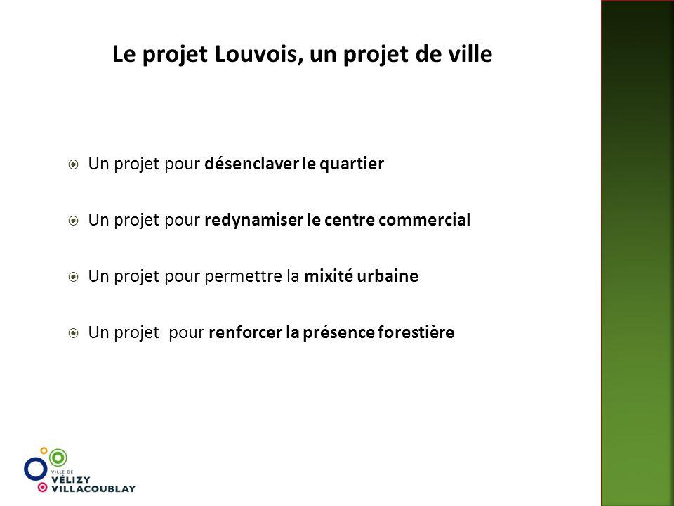 Le projet Louvois, un projet de ville
