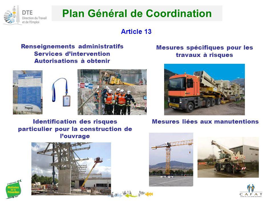 Plan Général de Coordination