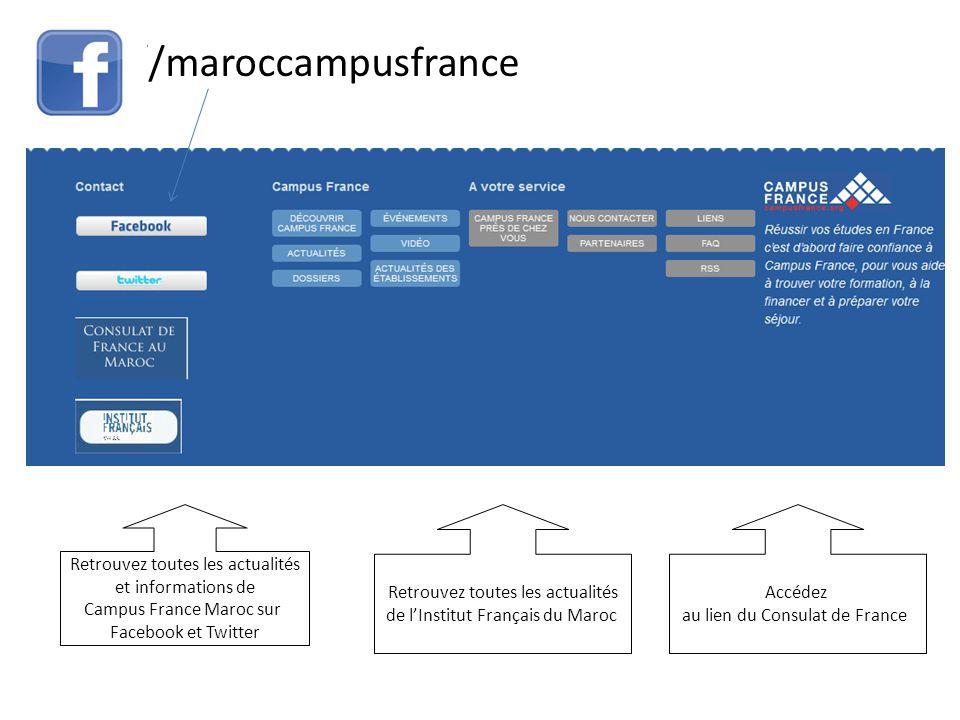 //maroccampusfrance Retrouvez toutes les actualités et informations de