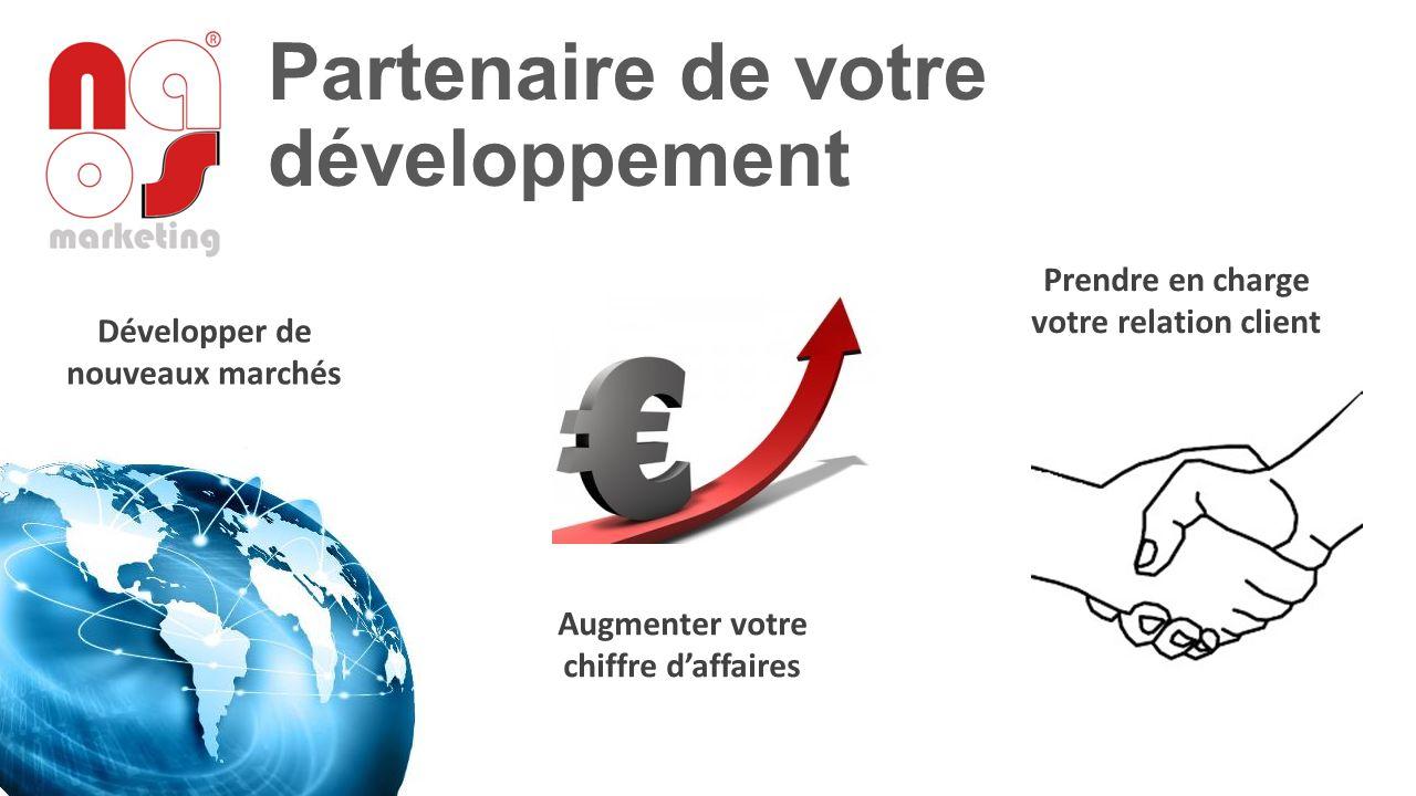 Partenaire de votre développement