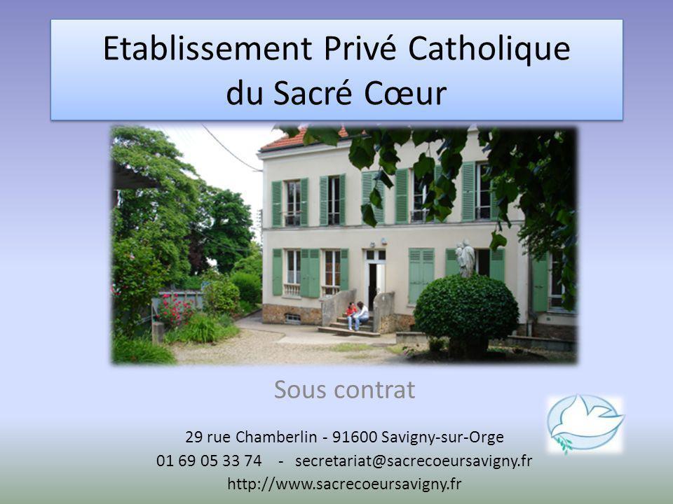 Etablissement Privé Catholique du Sacré Cœur