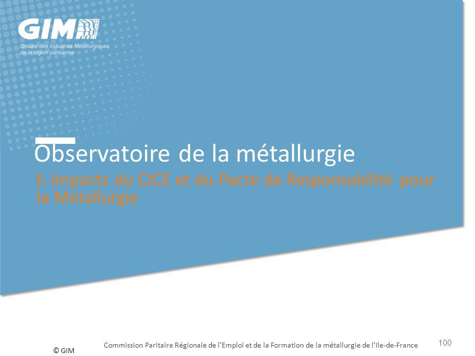 Observatoire de la métallurgie