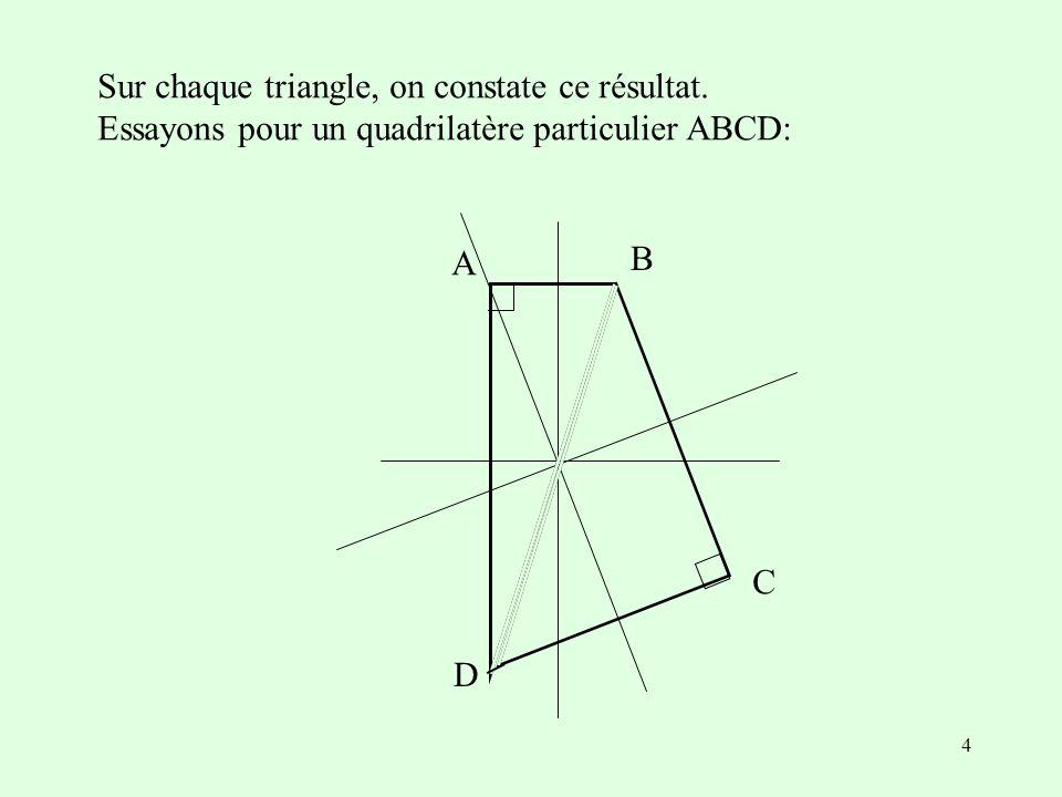 Sur chaque triangle, on constate ce résultat.