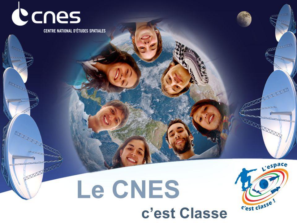 Le CNES c'est Classe