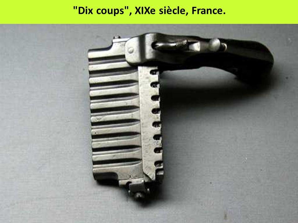 Dix coups , XIXe siècle, France.