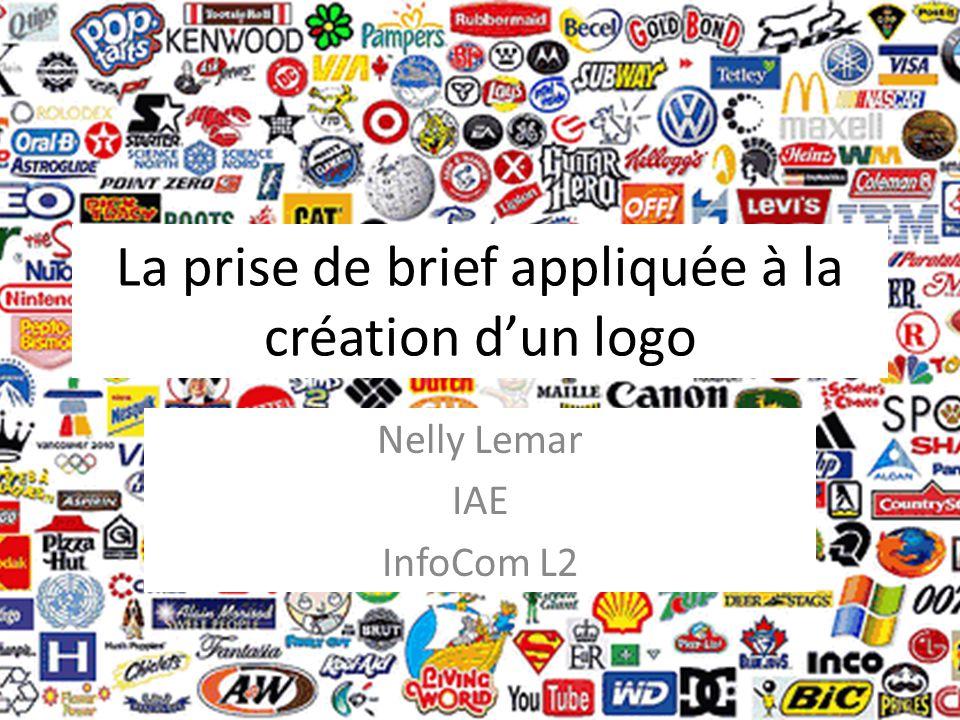 La prise de brief appliquée à la création d'un logo