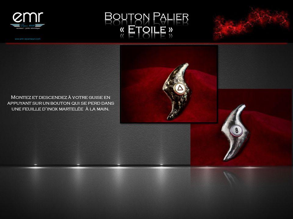 Bouton Palier « Etoile »