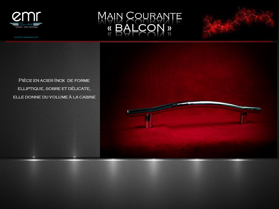 Main Courante « BALCON »