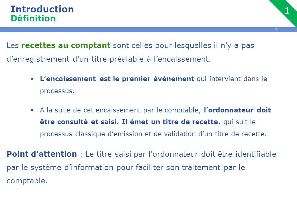 1 Introduction Définition