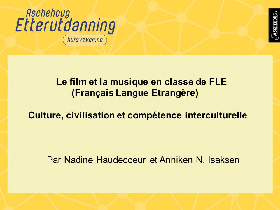 Par Nadine Haudecoeur et Anniken N. Isaksen
