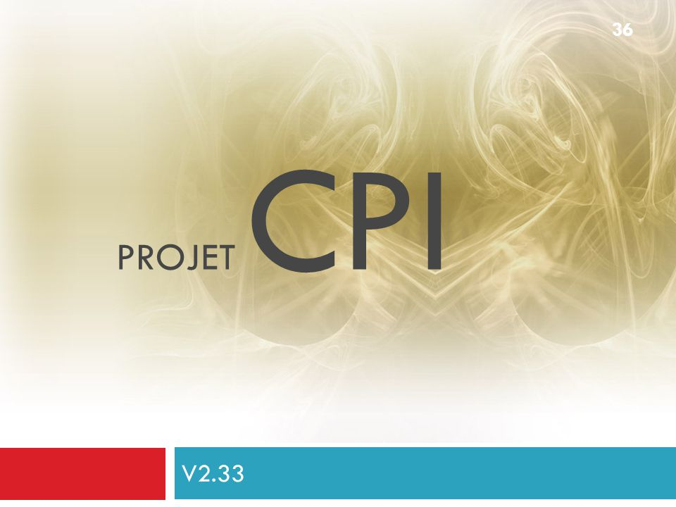 Projet CPI V2.33 De brandpreventieadviseur