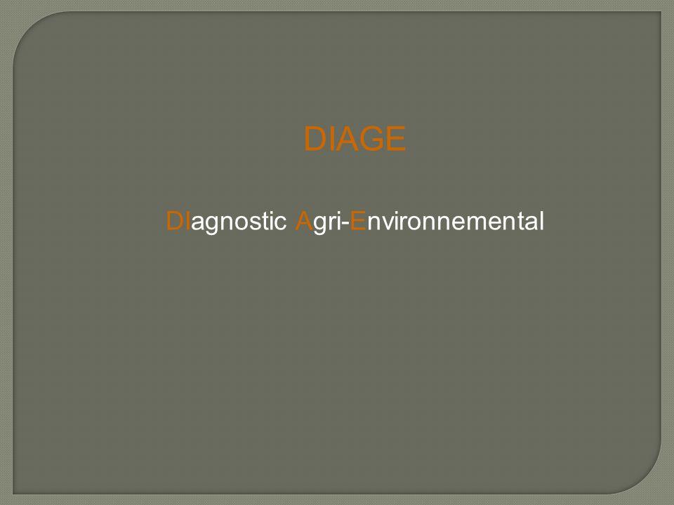 DIagnostic Agri-Environnemental