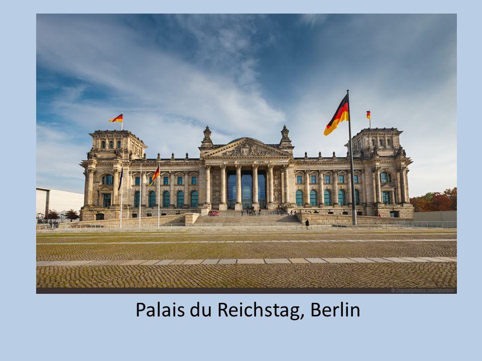 Palais du Reichstag, Berlin