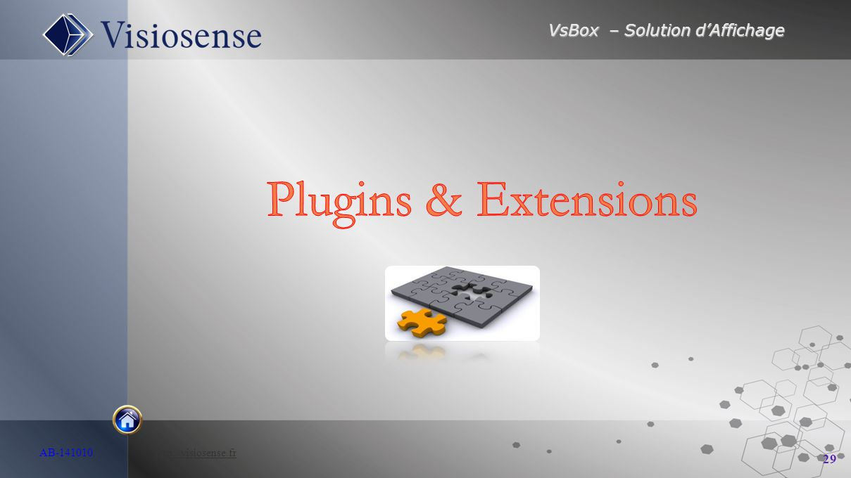 Plugins & Extensions