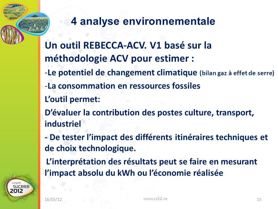 4 analyse environnementale