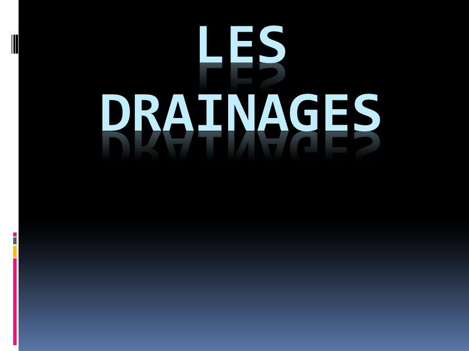 LES DRAINageS