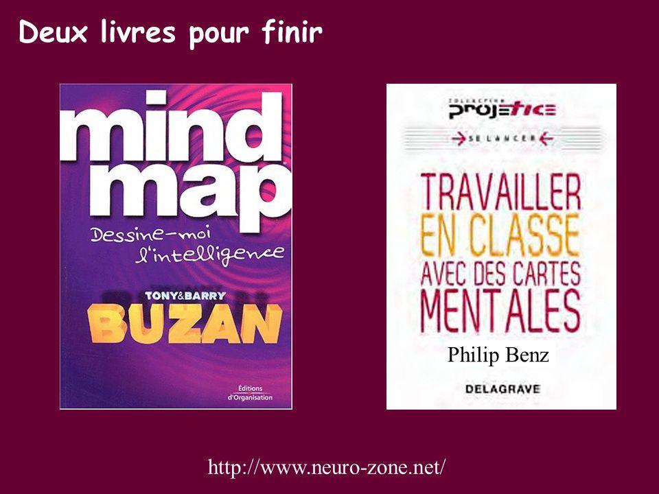 Deux livres pour finir Philip Benz http://www.neuro-zone.net/