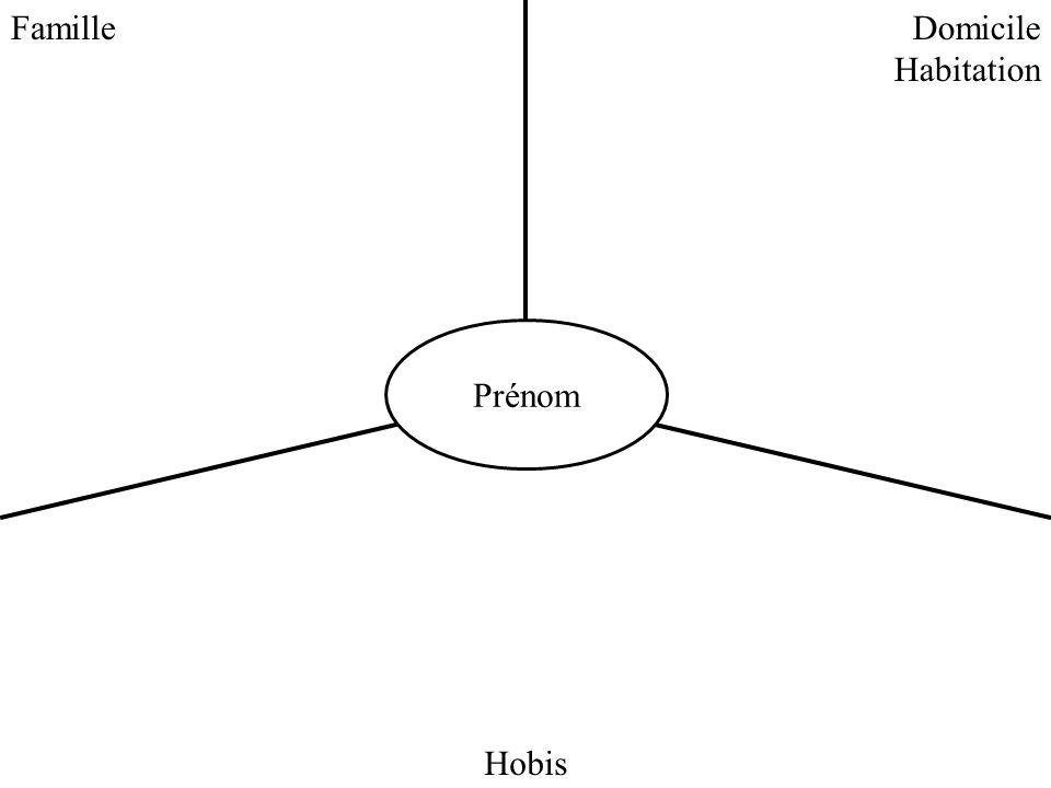 Famille Domicile Habitation Prénom Hobis