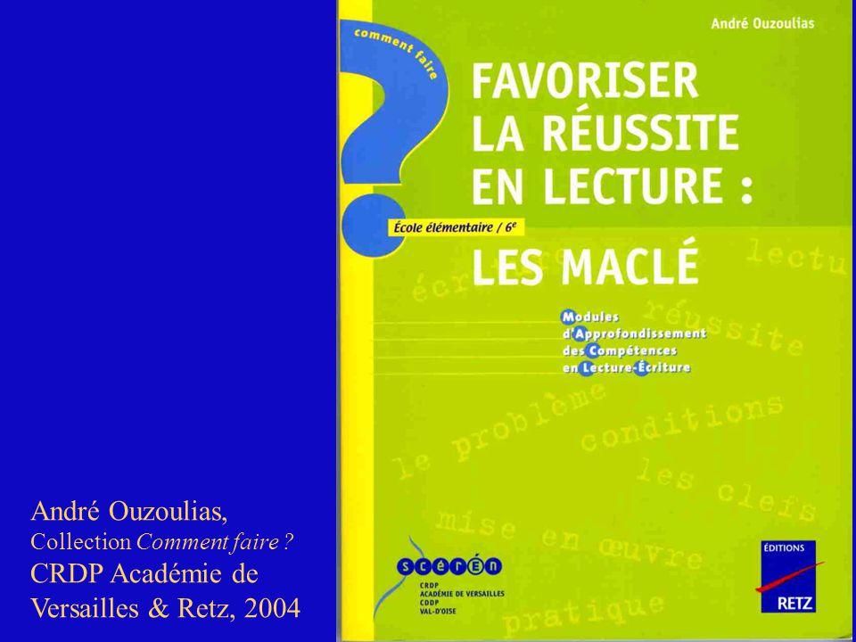 CRDP Académie de Versailles & Retz, 2004