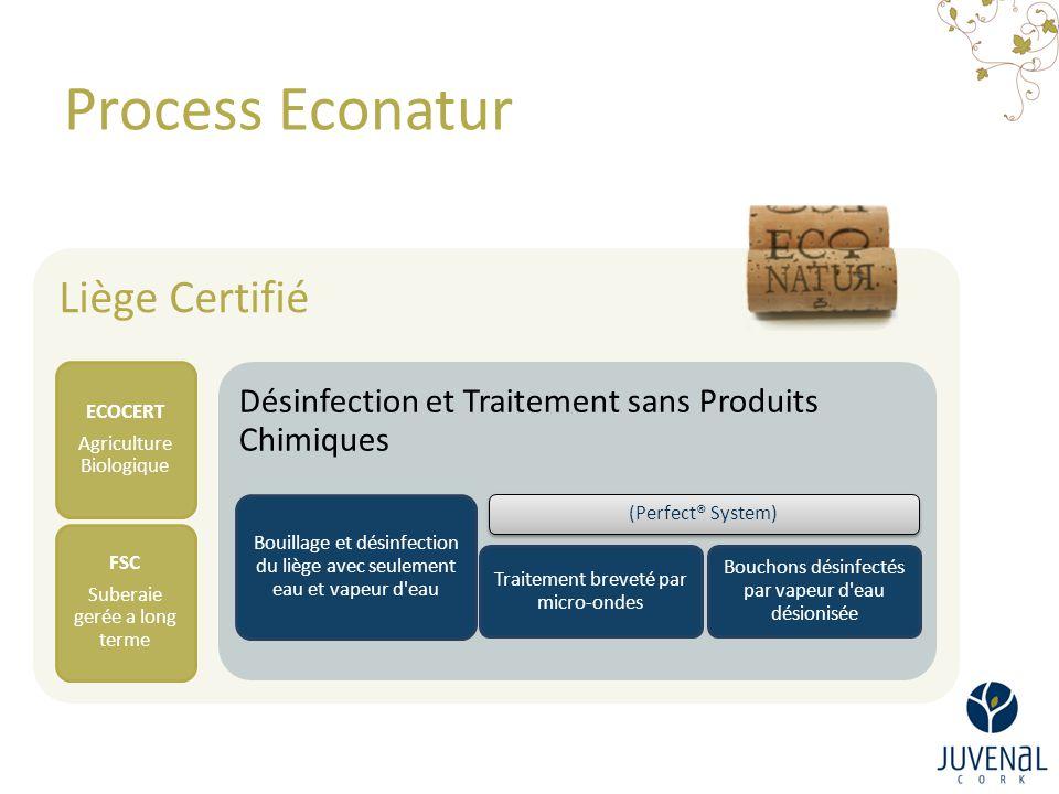 Process Econatur Liège Certifié