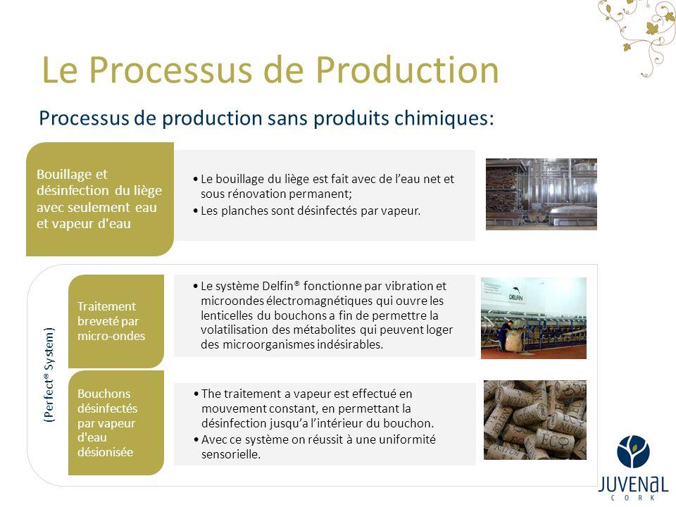 Le Processus de Production