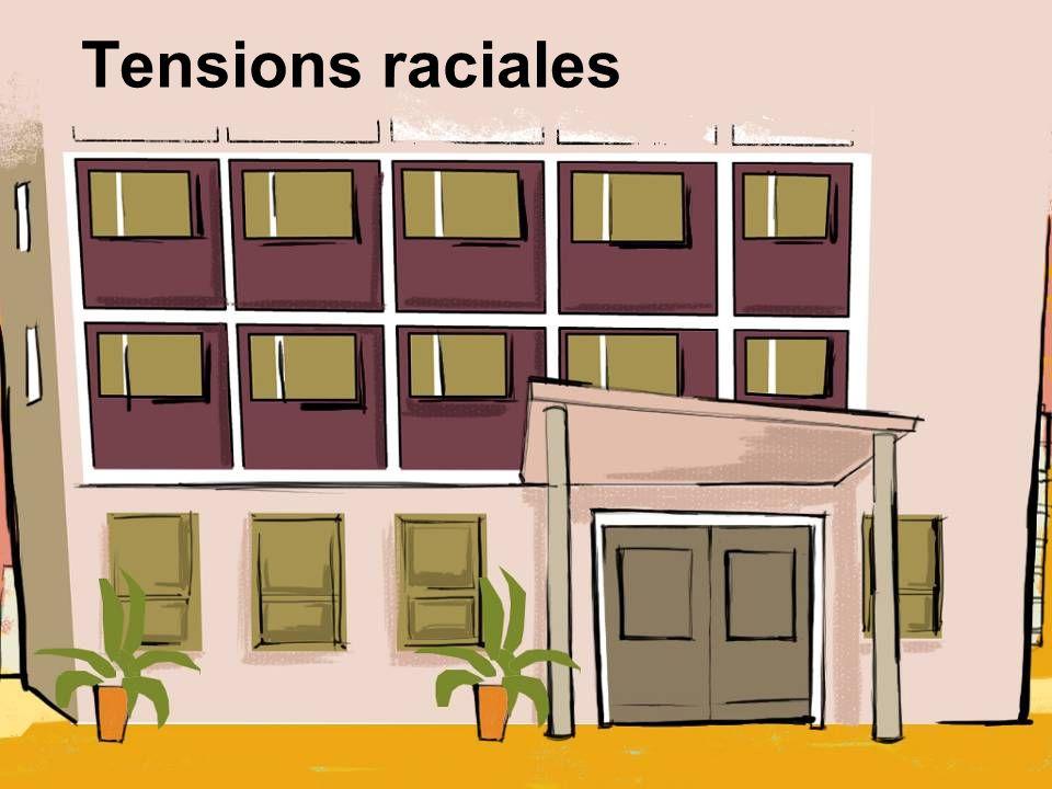 Tensions raciales