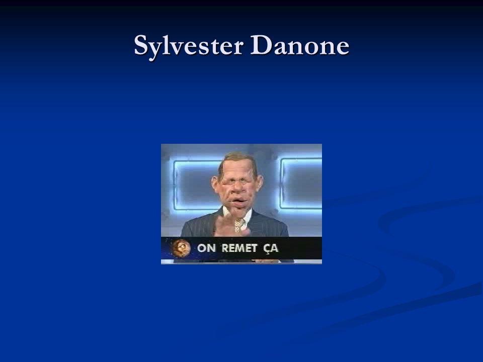 Sylvester Danone