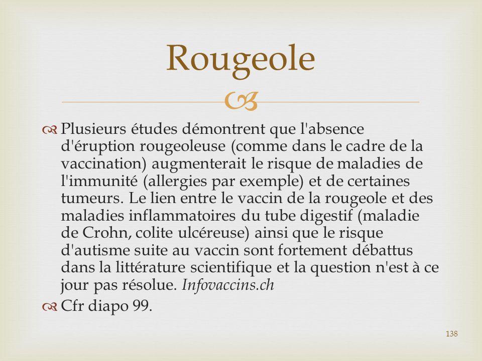 Rougeole