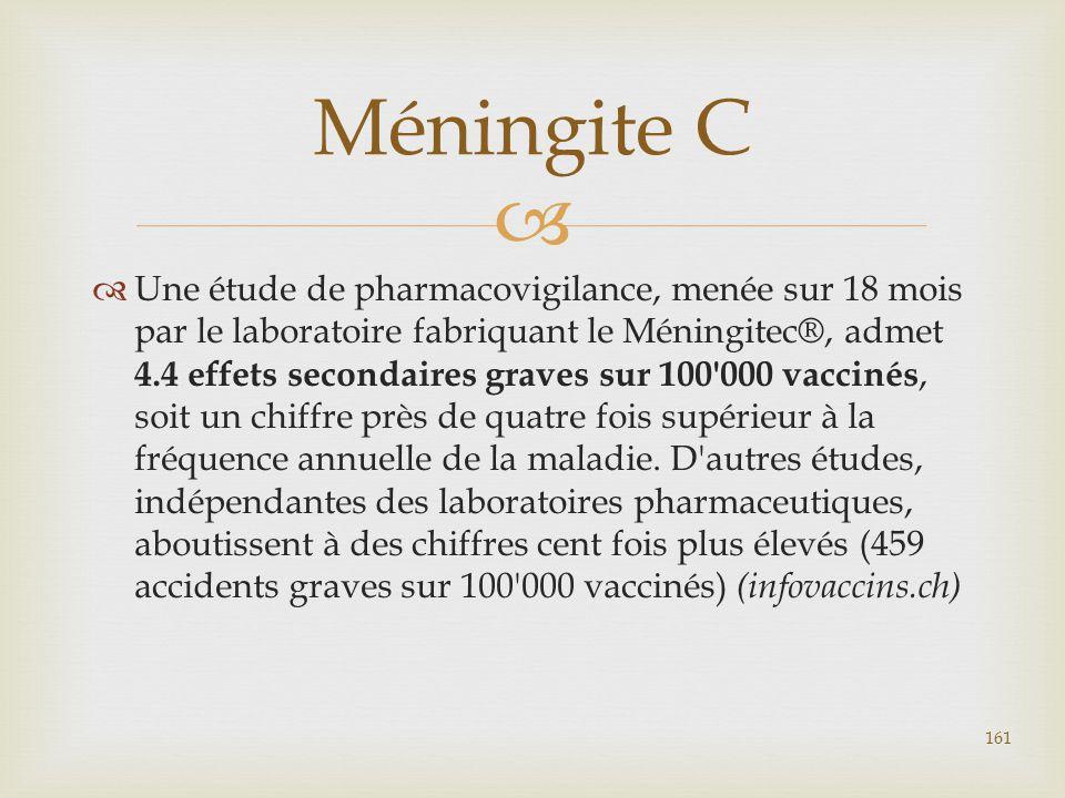 Méningite C