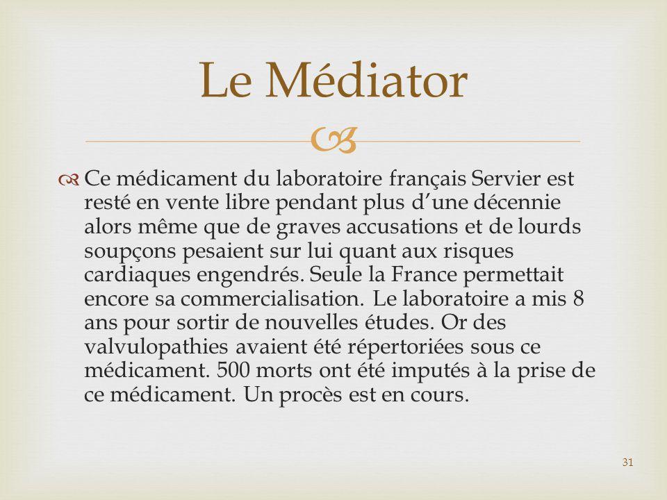 Le Médiator