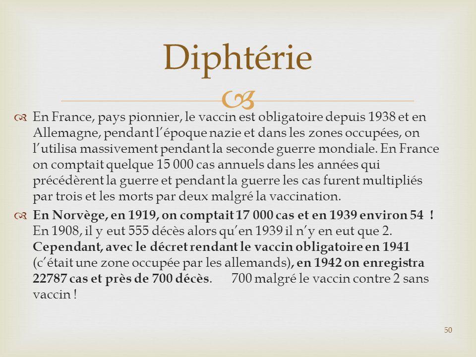 Diphtérie