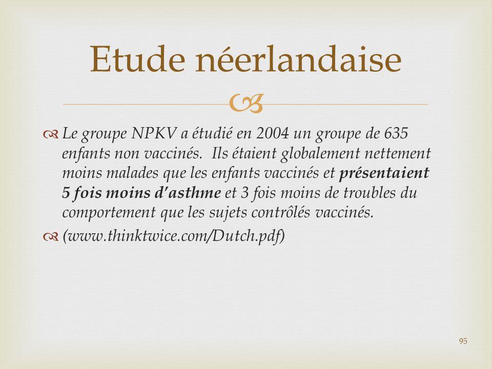 Etude néerlandaise