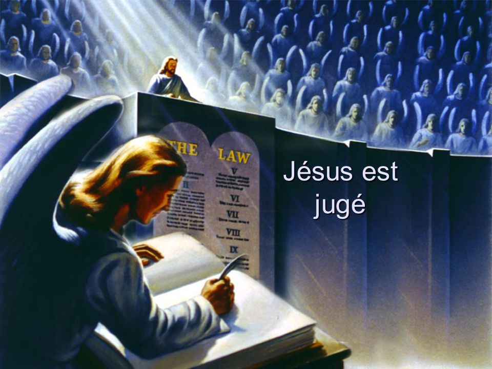 Jésus est jugé