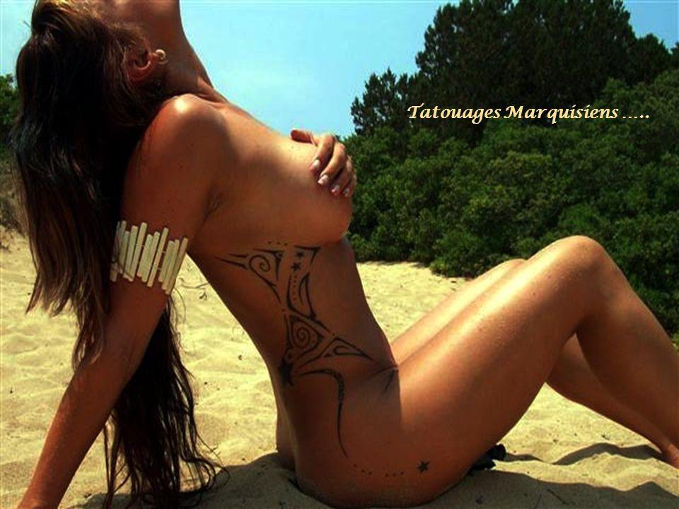 Tatouages Marquisiens …..