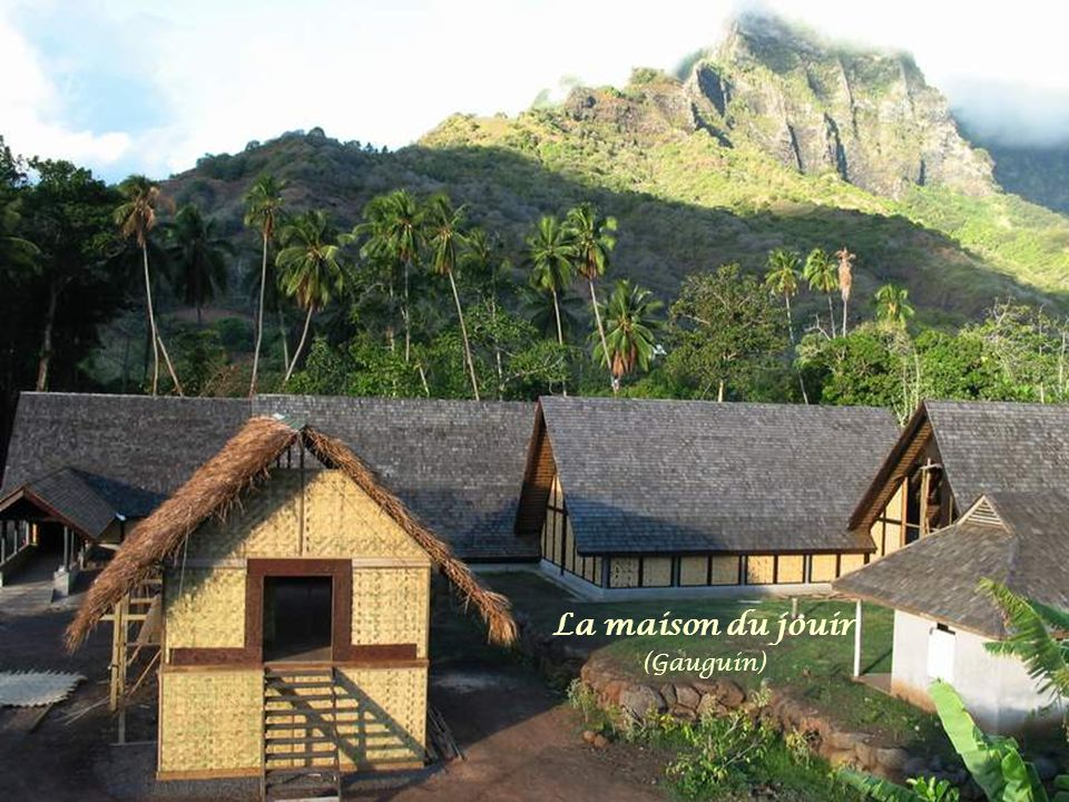 La maison du jouir (Gauguin)