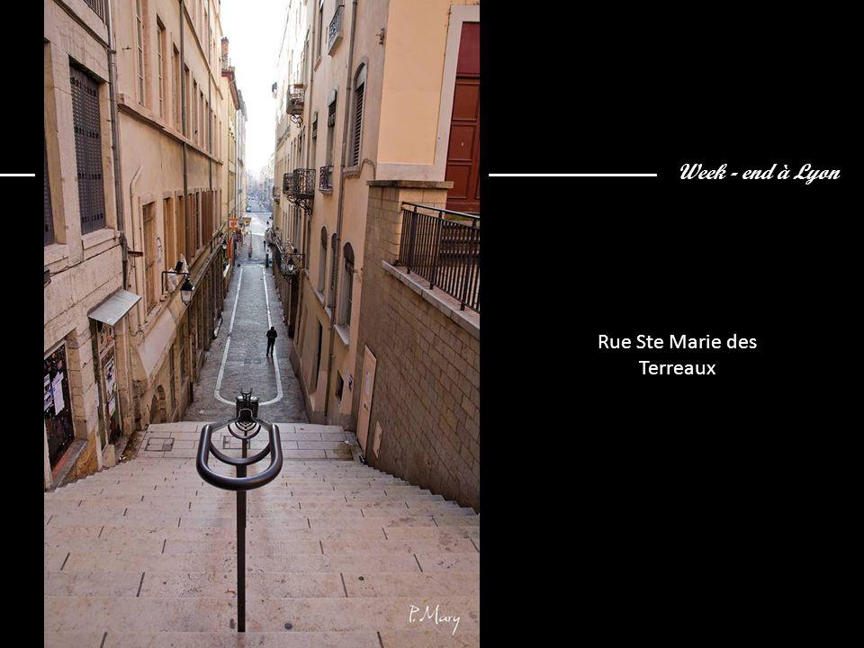 Rue Ste Marie des Terreaux