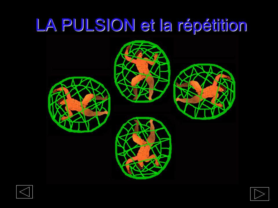LA PULSION et la répétition