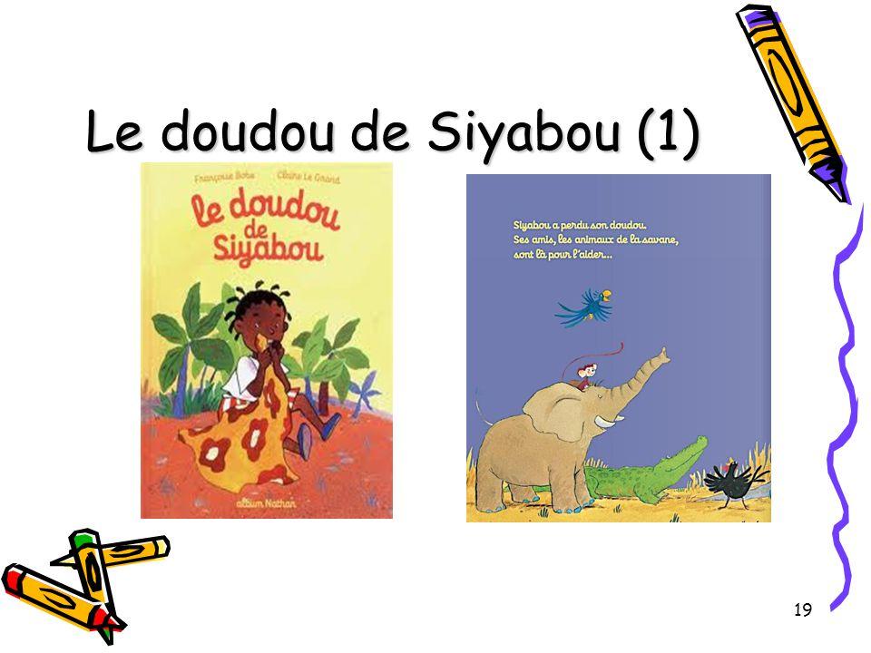 Le doudou de Siyabou (1)