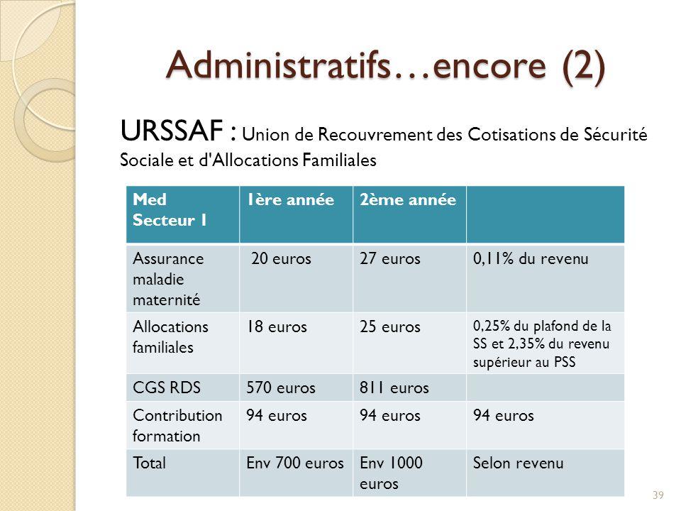 Administratifs…encore (2)