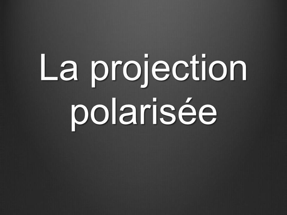 La projection polarisée