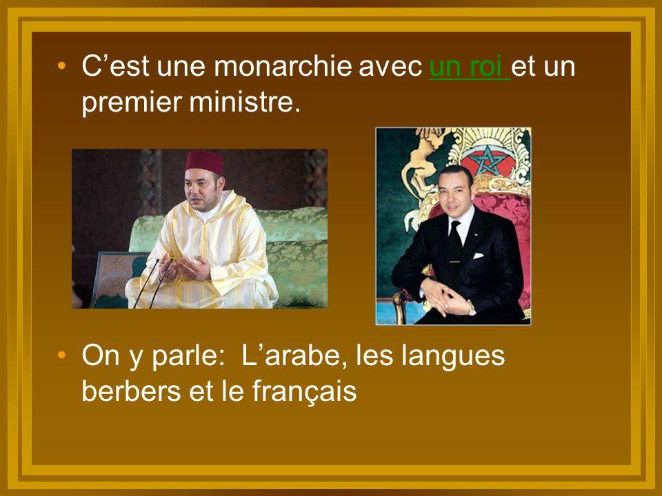 C'est une monarchie avec un roi et un premier ministre.