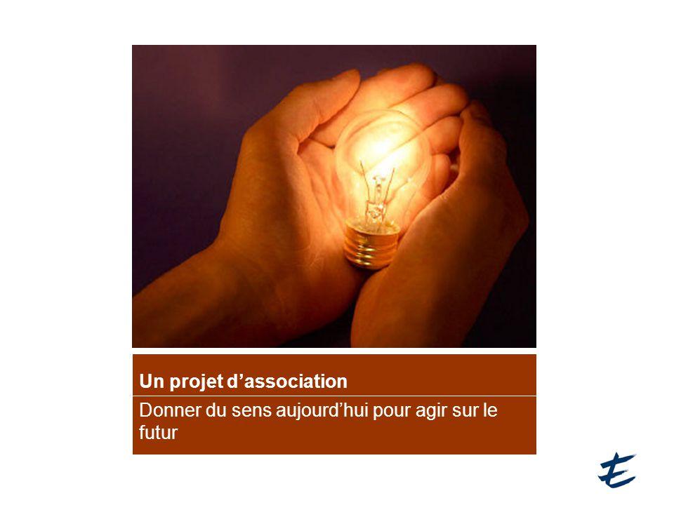 Un projet d'association