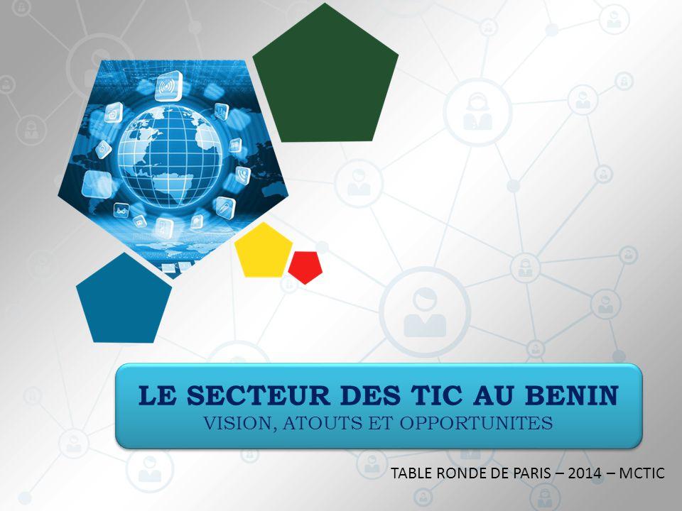 LE SECTEUR DES TIC AU BENIN