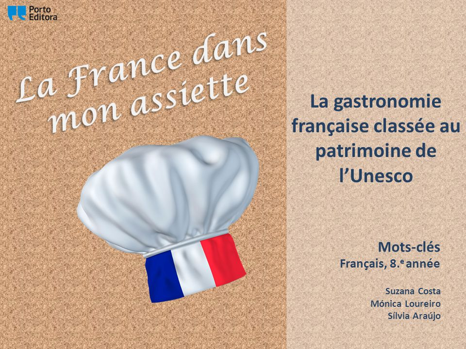 La France dans mon assiette