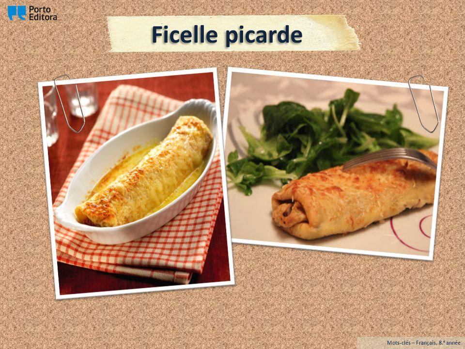 Ficelle picarde Mots-clés – Français, 8.e année